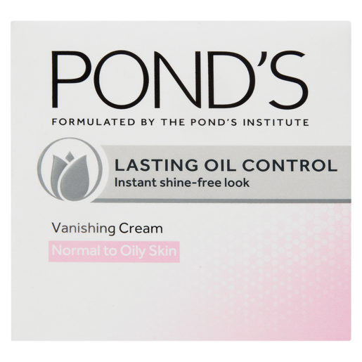Pond's Normal To Oily Skin Vanishing Cream 100ml